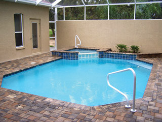 Grand Bahama Estate Pool