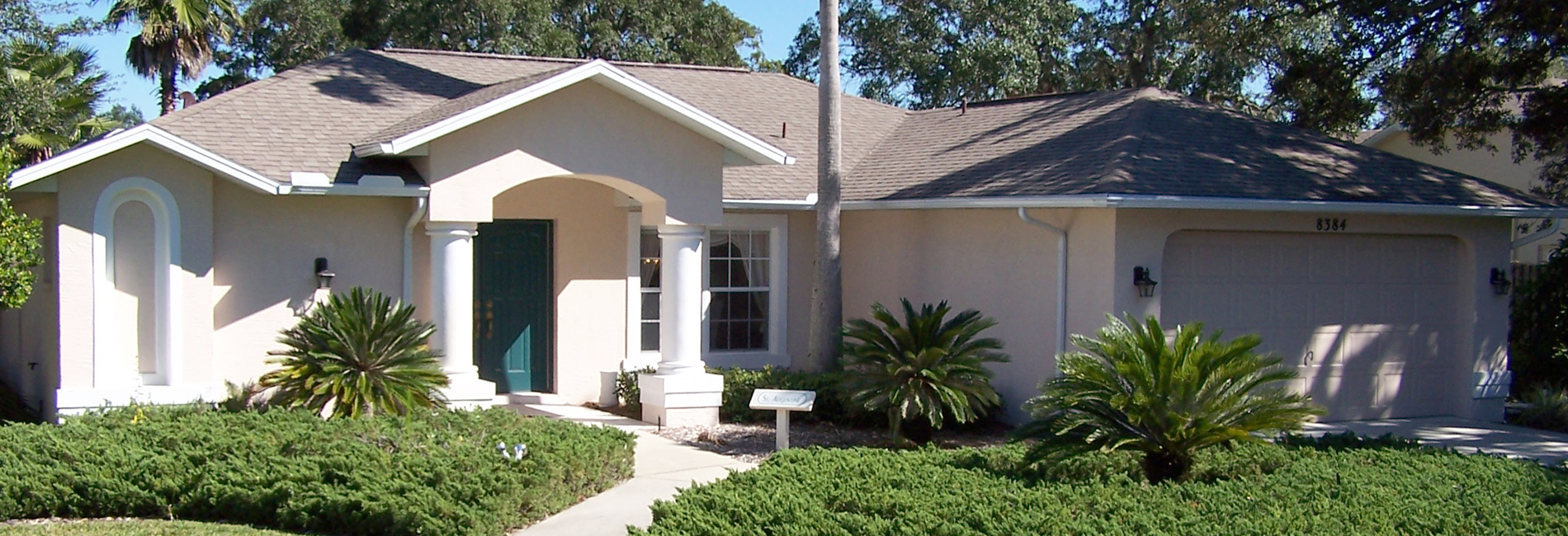 The St. Augustine Artistic Home