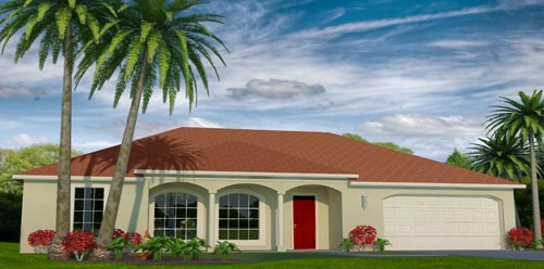 The Sand Key Model Home